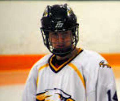 Patrick Gilman: Hockey Player