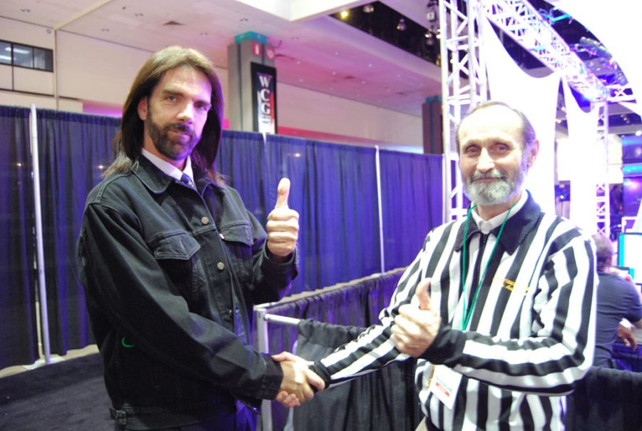 Billy Mitchell loses it all