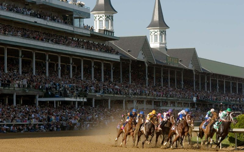 2018 Kentucky Derby odds