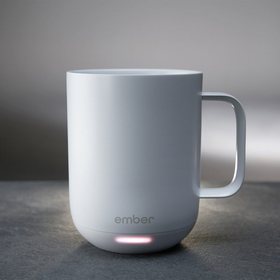 Self Heating Mug