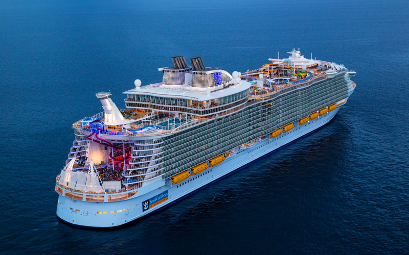 Symphony of the Seas, the New World's Largest Cruise Ship