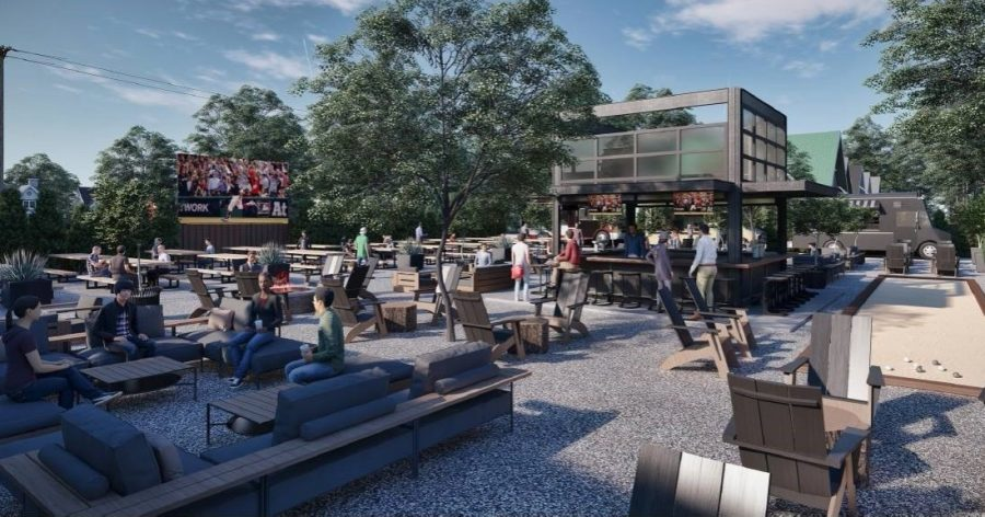 Food Truck Park and Beer Garden to Come to Lakewood