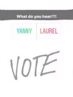 The Audio Version of the Dress: Yanny or Laurel