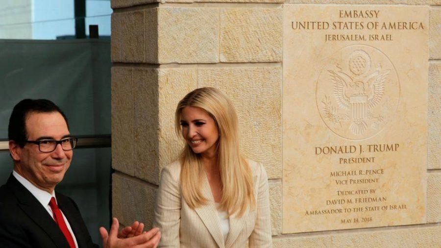 U.S.+Opens+Embassy+in+Jerusalem+as+Dozens+are+Killed+in+Gaza