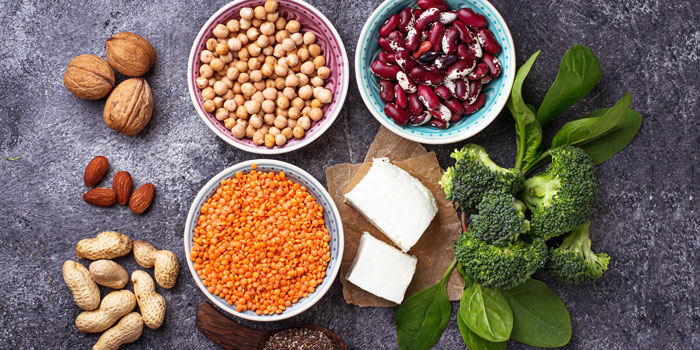 Debunking the Myth: Protein for a Vegetarian Diet