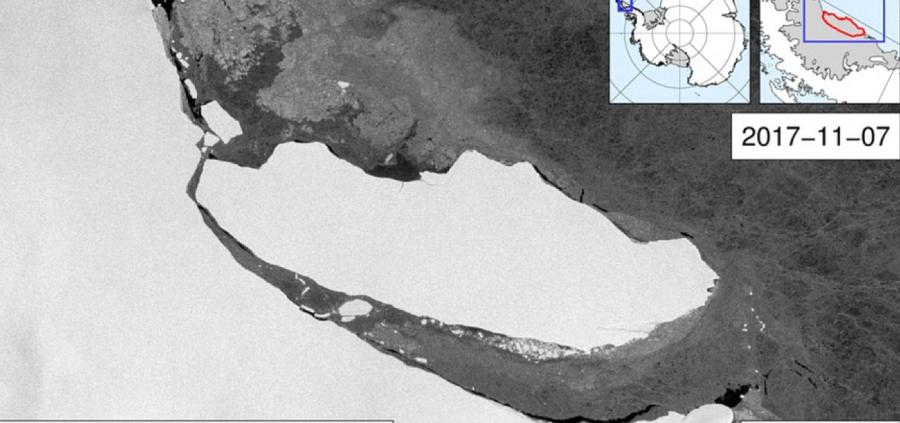 Crumbling+Antarctica