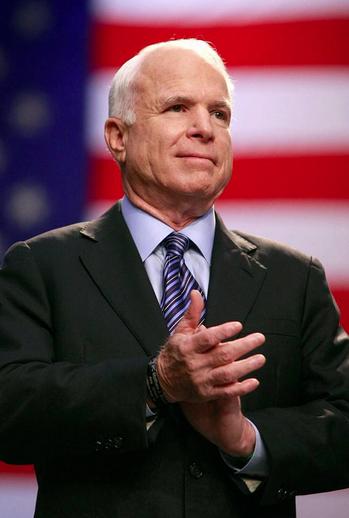 John McCain Dies of Brain Cancer