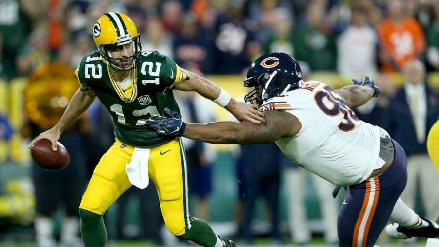 Sunday Night Football Packers vs Bears