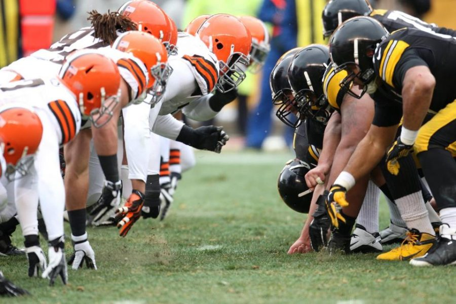 Cleveland+Browns+vs.+Pittsburgh+Steelers+Week+1