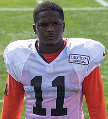 Browns Wide Reciver Antonio Callaway Pleads Not Guilty