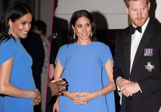 Markle's Royal Pregnancy Rules