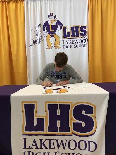 Sala Signs to Play College Ball