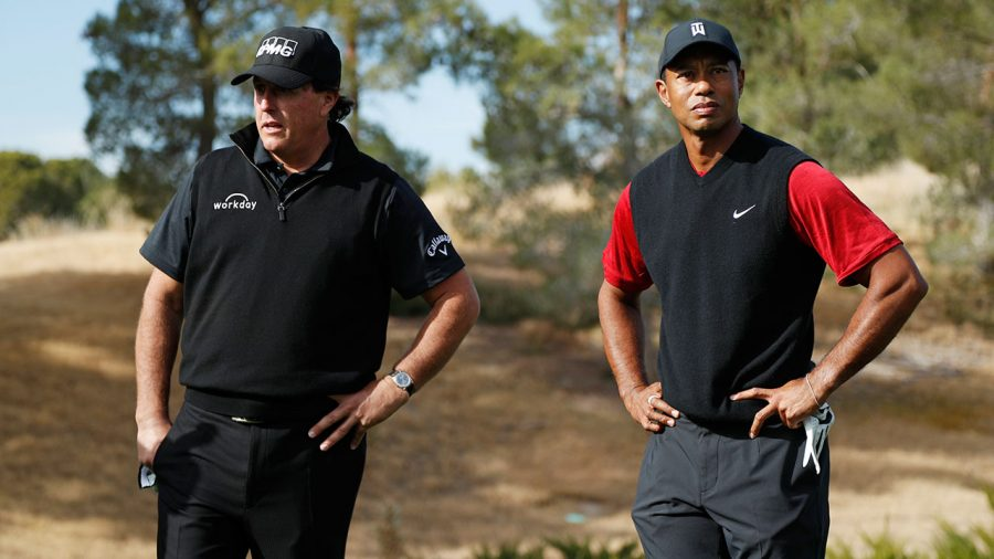 Tiger+Woods+vs.+Phil+Mickelson