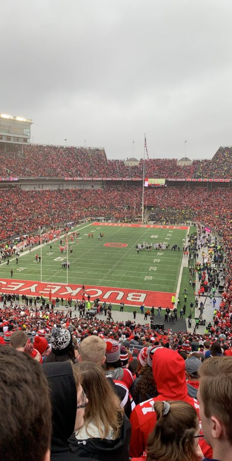 Ohio State's Huge Win Over Michigan