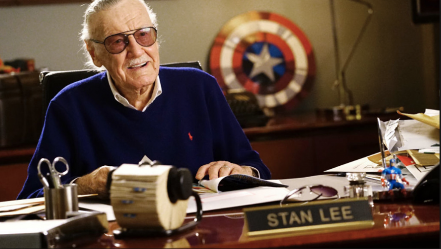 The Death of Stan Lee