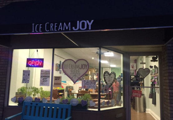 Ice Cream Joy Is Closing Its Doors