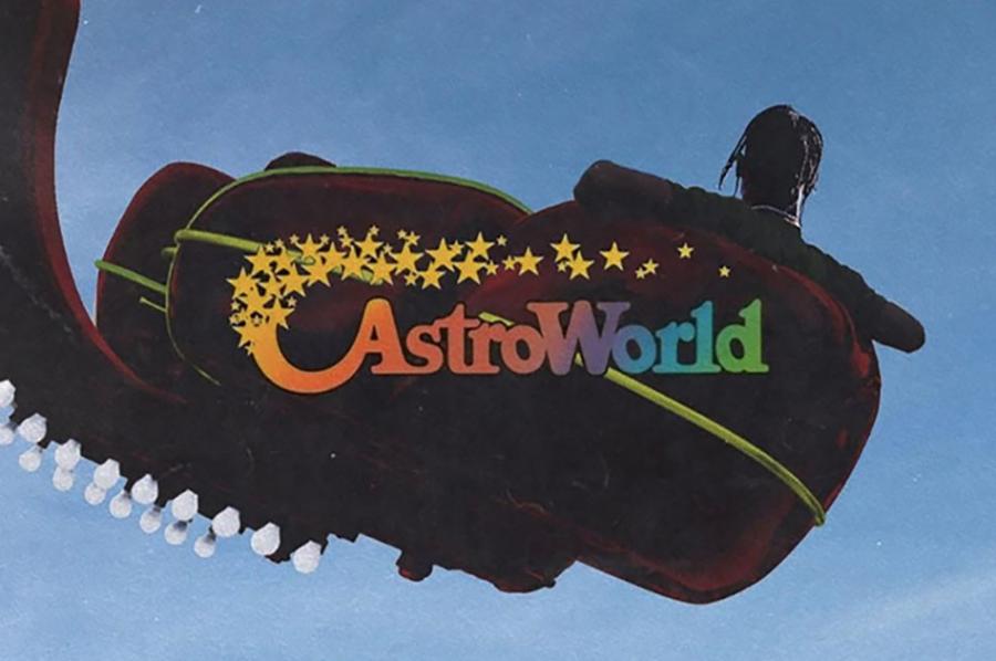 Travis+Scott+Got+His+Own+Astroworld+Day+In+Houston
