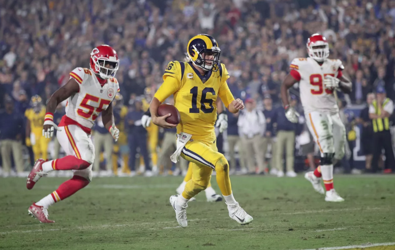 Rams and Chiefs make history