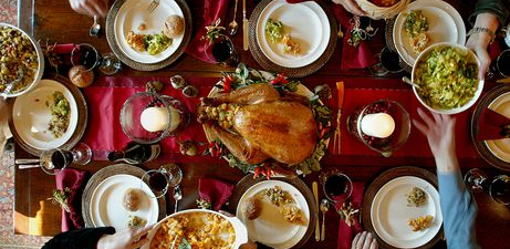 Thanksgiving: Where It Came From and What It Means Now