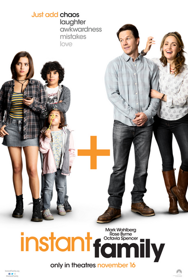 Instant Family is Certified Fresh