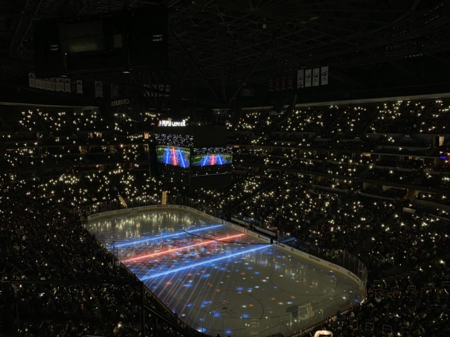2 Humboldt Survivors Honored at Colorado Avalanche Game