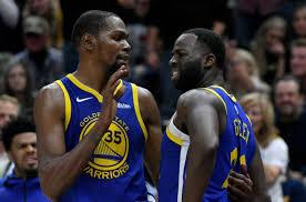 Warriors downfall in the NBA