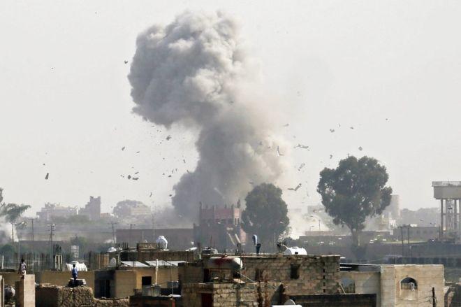 U.S.+Senate+votes+against+Yemen+war