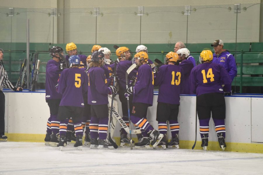 Recap of Lakewood Hockey Weekend 12/15
