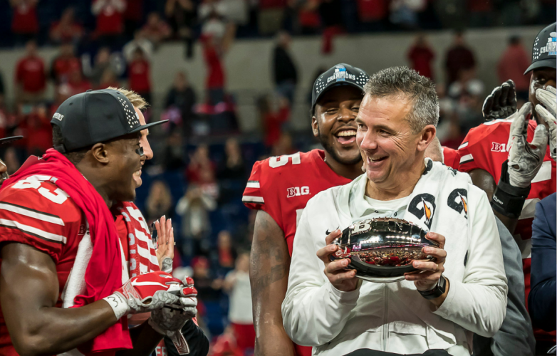 Urban Meyer Changed the Big Ten