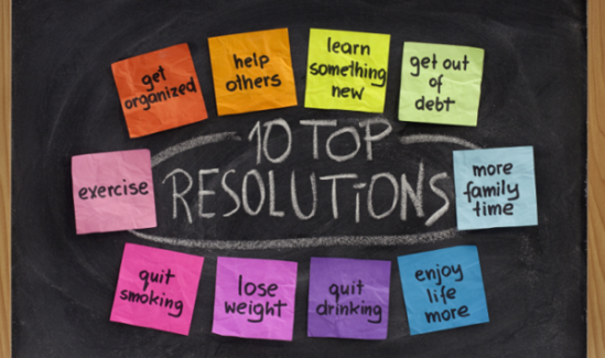 New Years: When Conflict Meets Resolution