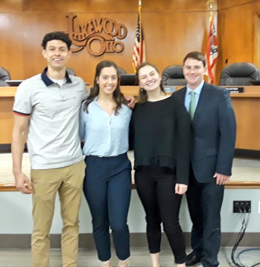 Mayor Summers Proposes New Youth Council