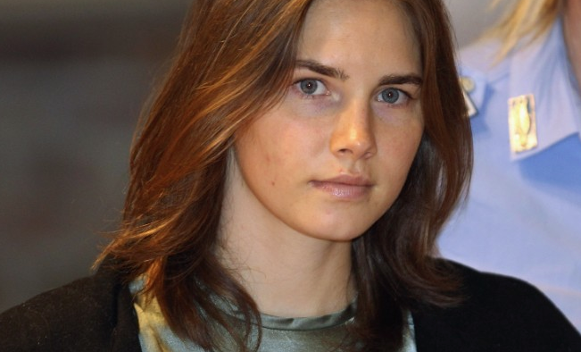 Amanda Knox Rewarded