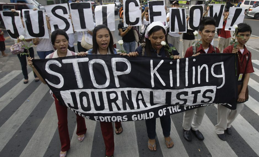 The United States is One of the Most Dangerous Places for Journalists