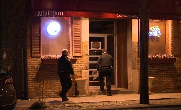 Double Shooting in Cleveland