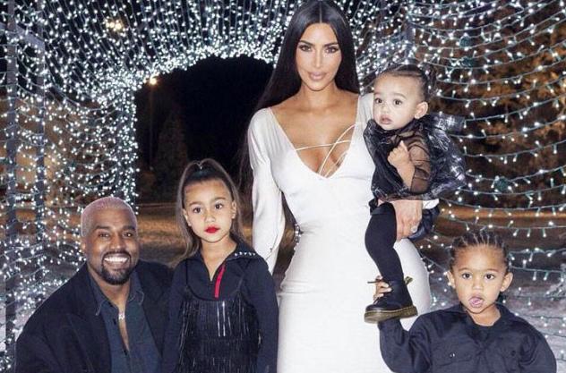 Kim Kardashian West and Kanye West Expecting Baby No. 4 Via Surrogate