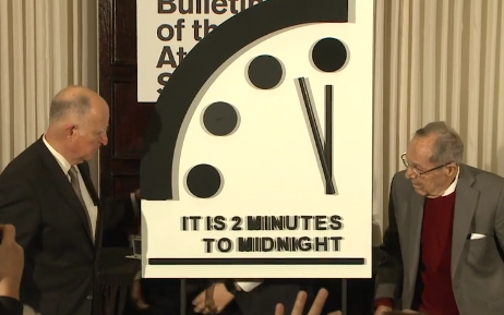 Two Minutes 'Til Midnight