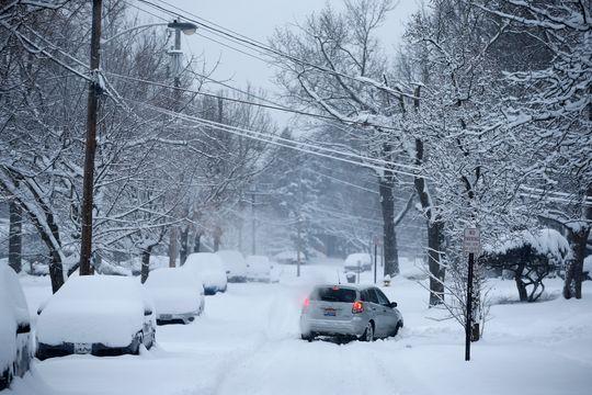 Winter Storm Harper