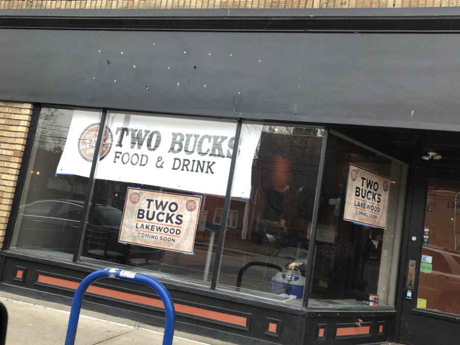 Two Bucks Lakewood