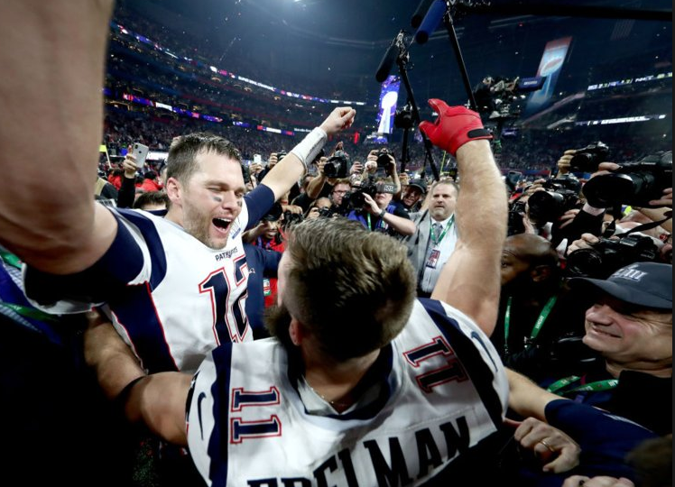 Patriots+Win+the+Super+Bowl