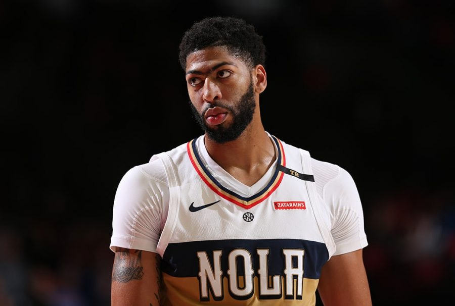 Pelicans Star Anthony Davis Requested A Trade
