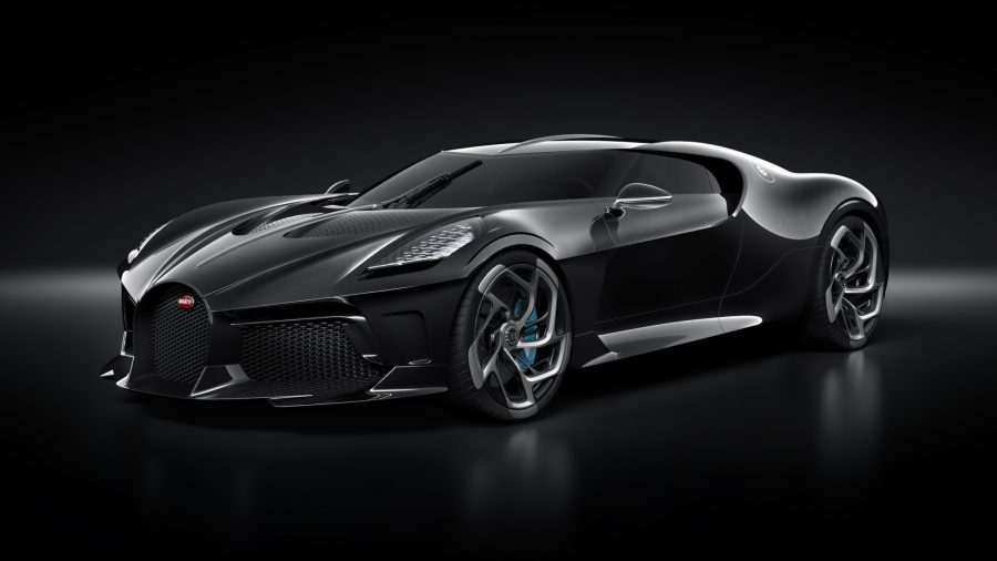 Bugatti Releases Most Expensive Car