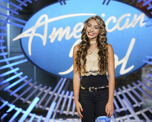 Peach Martine to American Idol