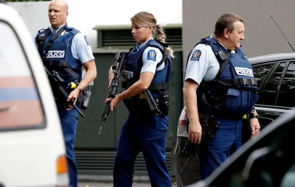Mass Shooting in New Zealand