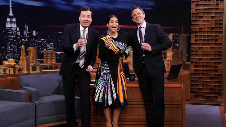 First Woman In Decades to Host a Late-Night Show