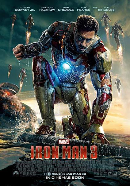 Mental Illness Representation in Iron Man 3