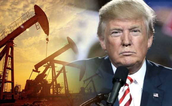 Donald Trump Sinks Oil Prices