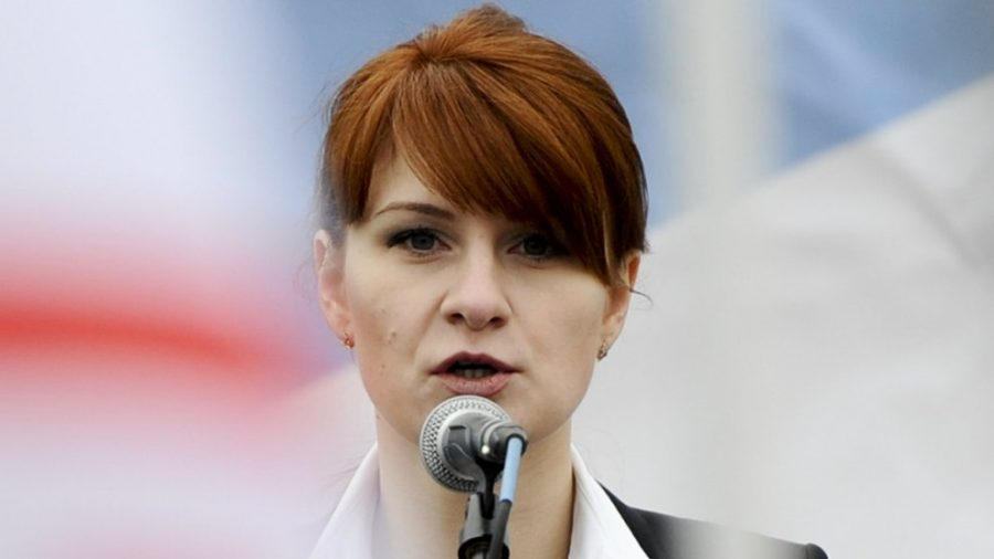 Maria Butina, alleged Russian agent, convicted
