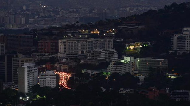Venezuela+encounters+third+major+blackout+of+March