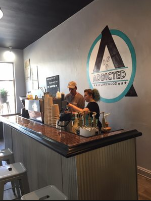 Lakewood Addicted Coffee