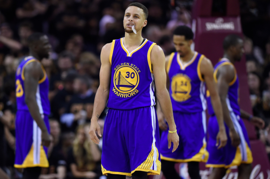 Why the Warriors Will not win the NBA Finals